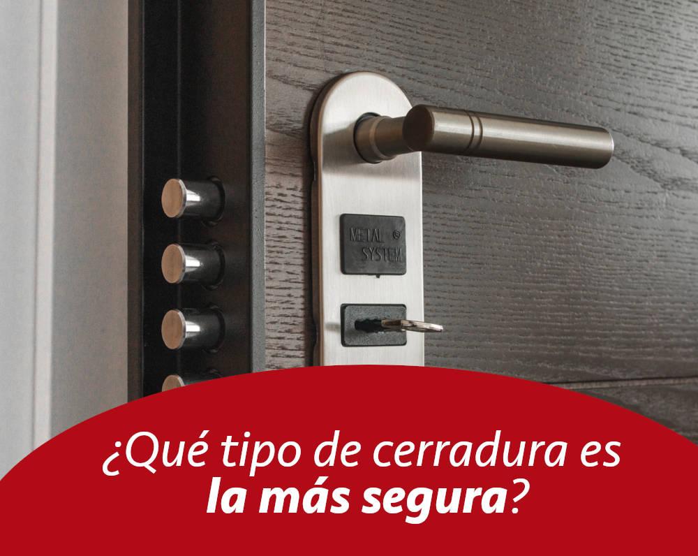 las cerraduras más seguras